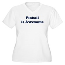 Pinball is Awesome T-Shirt