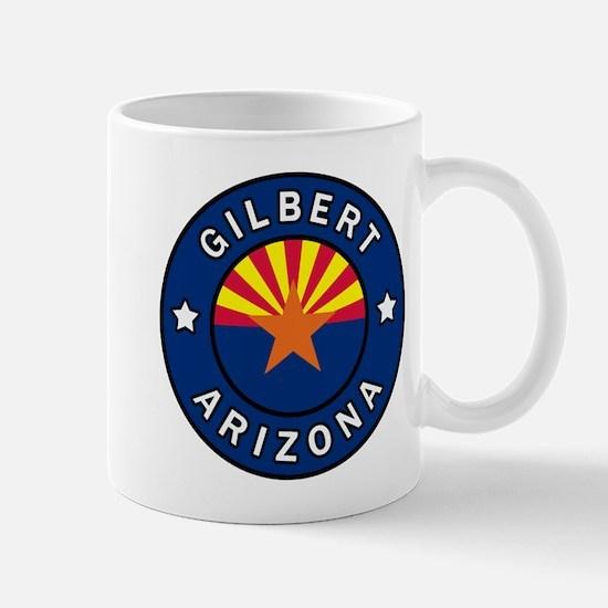 Gilbert Arizona Mugs