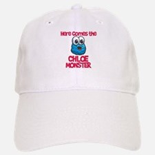 Chloe Monster Baseball Baseball Cap