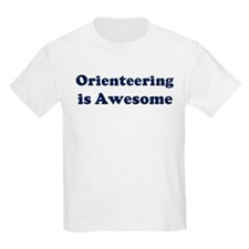 Orienteering is Awesome T-Shirt