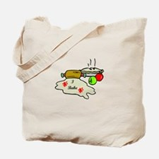 I Bake Pie  Tote Bag