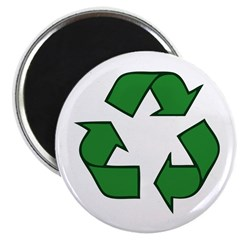Recycle Symbol Magnet
