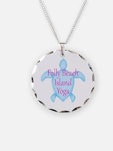 Folly Beach Sea Turtle Necklace