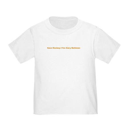 Fire Bettman Toddler T-Shirt