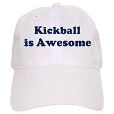 Kickball is Awesome Cap