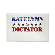 KATELYNN for dictator Rectangle Magnet
