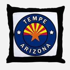 Funny Arizona state sun devils Throw Pillow