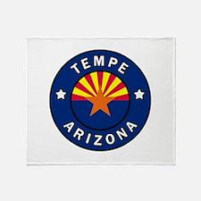 Tempe Arizona Throw Blanket
