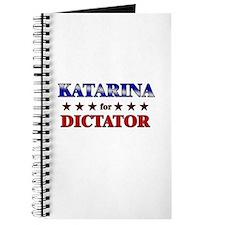 KATARINA for dictator Journal