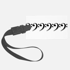 BassClefs.png Luggage Tag