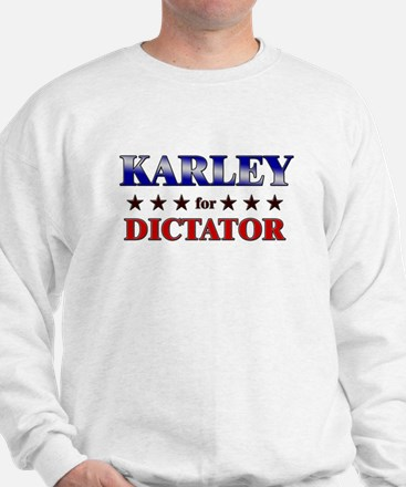 KARLEY for dictator Sweater