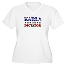 KARLA for dictator T-Shirt