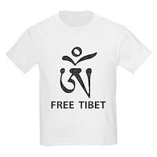 Tibetan Om Symbol T-Shirt
