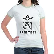 Tibetan Om Symbol T