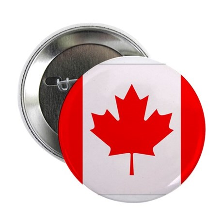 "Canadian Flag 2.25"" Button (10 pack)"