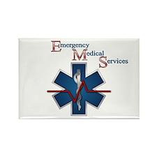 EMS Life Line Rectangle Magnet (10 pack)