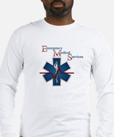 EMS Life Line Long Sleeve T-Shirt