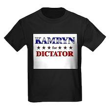 KAMRYN for dictator T