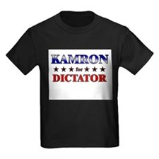 KAMRON for dictator T