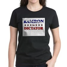 KAMRON for dictator Tee