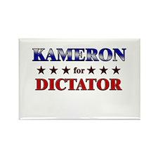 KAMERON for dictator Rectangle Magnet (10 pack)