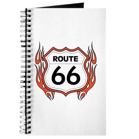 Route 66 - Flames Journal