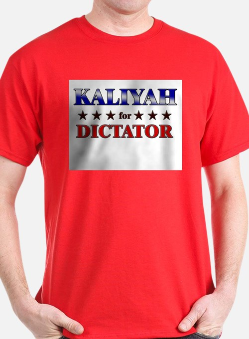KALIYAH for dictator T-Shirt