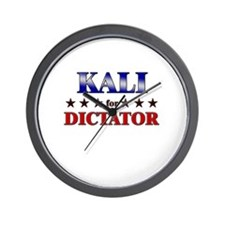 KALI for dictator Wall Clock