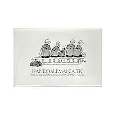Handballmania Rectangle Magnet