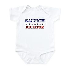 KALEIGH for dictator Infant Bodysuit
