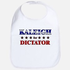 KALEIGH for dictator Bib