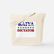KAIYA for dictator Tote Bag