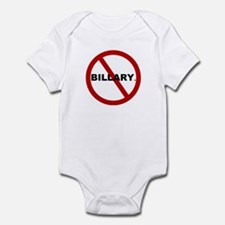 No-Billary Infant Bodysuit