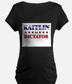 KAITLIN for dictator T-Shirt