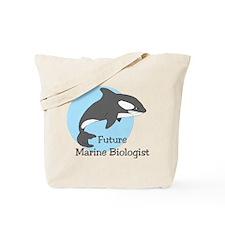 Future Marine Biologist 2 Tote Bag
