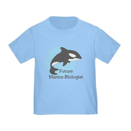 Future Marine Biologist 2 Toddler T-Shirt