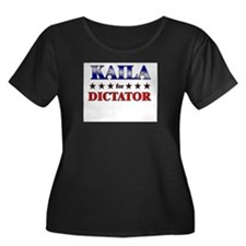 KAILA for dictator T