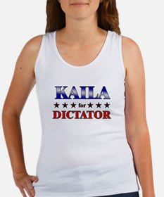 KAILA for dictator Women's Tank Top