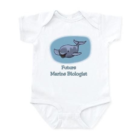 Future Marine Biologist 3 Infant Bodysuit