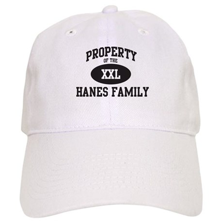 Property of Hanes Family Cap