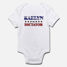 KAELYN for dictator Infant Bodysuit