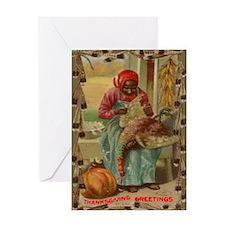 1909 Thanksgiving Greetings Card (Remake)