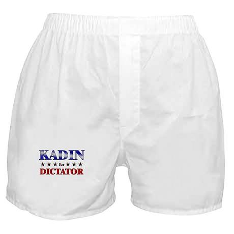 KADIN for dictator Boxer Shorts