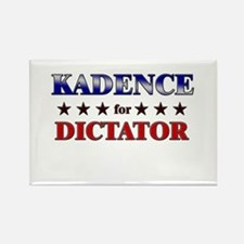 KADENCE for dictator Rectangle Magnet