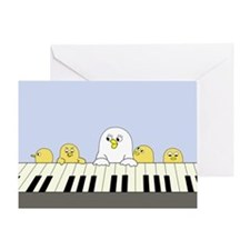 Music Lesson Greeting Card