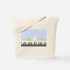 Music Lesson Tote Bag