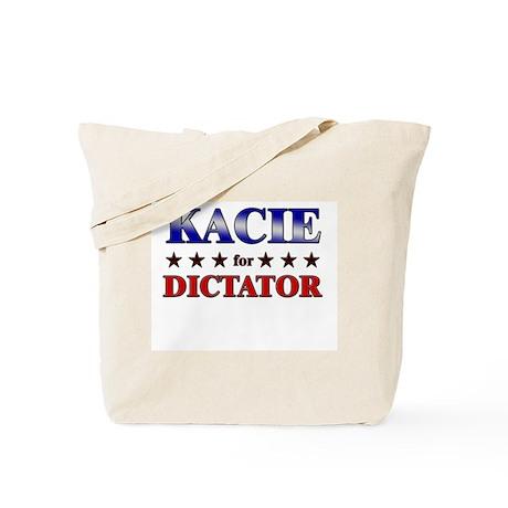 KACIE for dictator Tote Bag