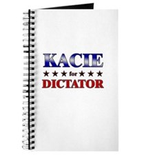 KACIE for dictator Journal