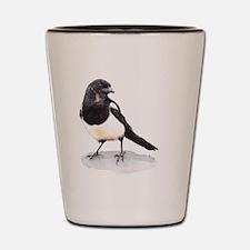 Unique Birdwatching Shot Glass