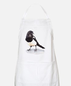 Funny Magpie Apron